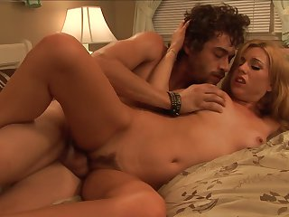 Xander Corvus is horny as hell and can't wait no more to drill gorgeous Lexi Belle's mouth with his hard tool