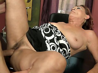 Mature is ready to suck guys sturdy love wand day and night
