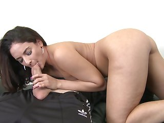 Brunette Sheena Ryder enjoys hard fucking with her fuck buddy too much to stop
