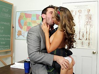 Ella M wants this cumshot sex session to last forever